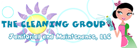 The Cleaning Group Logo